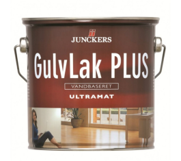 JUNCKERS GULVLAK PLUS ULTRAMAT  VANDBASERET 2,5L