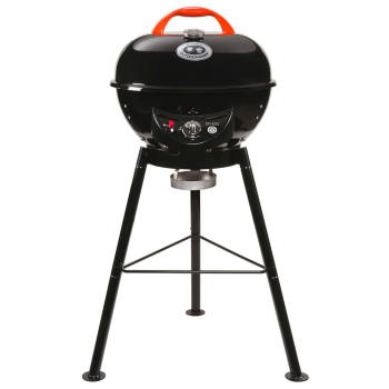 OUTDOORCHEF CHELSEA 420G SORT GASGRILL Ø42CM