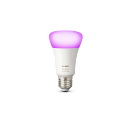 PHILIPS HUE COLOR 10W A60 E27 ENKELT PÆRE