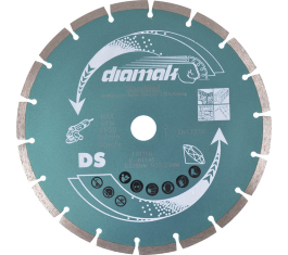 MAKITA DIAMANTKLINGE Ø230MM D-61145