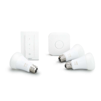 PHILIPS HUE COLOR 3 BULB + SWITCH