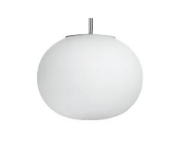 FLOS GLO-BALL S1 PENDEL Ø330MM E27 150W
