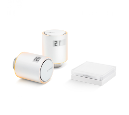 NETATMO RADIATOR THERMOSTAT START PAKKE