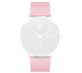 WITHINGS/NOKIA REM 36MM LIGHT PINK SILIKONE