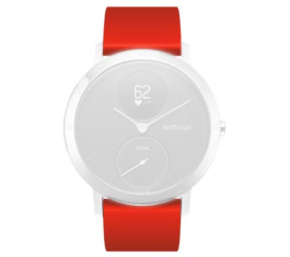 WITHINGS/NOKIA REM 40MM RØD SILIKONE
