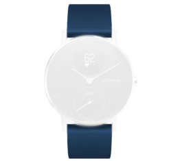 WITHINGS/NOKIA REM 36MM MINERAL BLUE SILIKONE